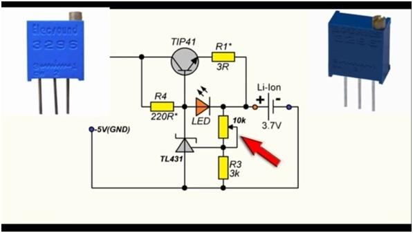 Зарядка для li-ion аккумуляторов 18650 своими руками